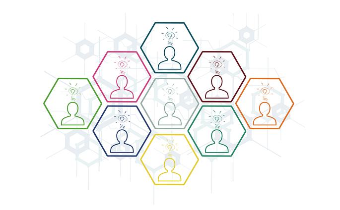 ティール組織とは?5つの組織モデルの概要と特徴について